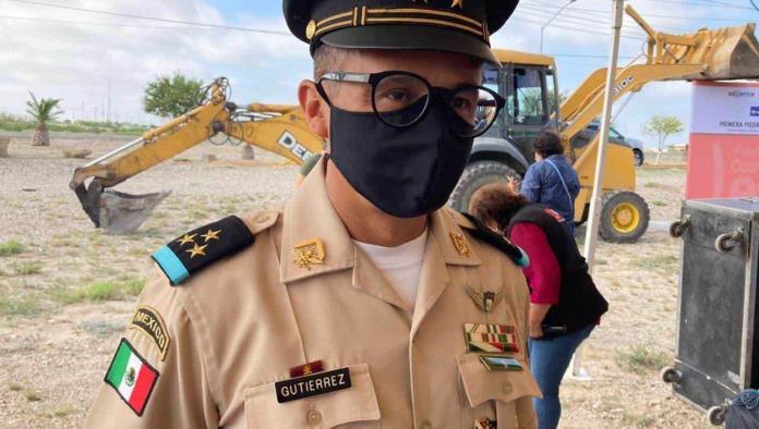 Prevén nuevo  cuartel militar