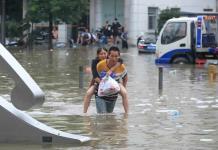 Aumenta cifra de muertos por inundaciones en China